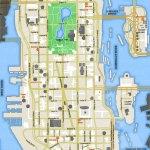 Carte des véhicules pour Stevie à Algonquin - GTA IV