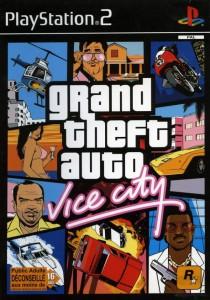 Pochette du jeu Grand Theft Auto Vice City