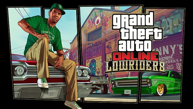 Lowriders GTA Online