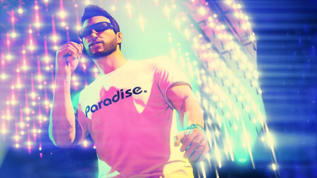 T-shirt Paradise