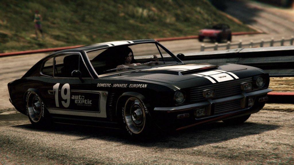 Dewbauchee Rapid GT classique