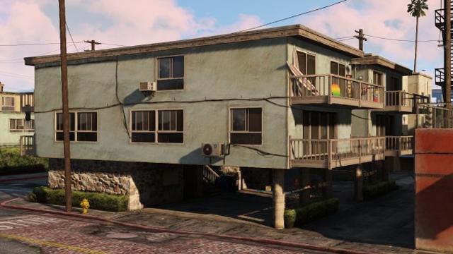Floyd S Apartment Gta V Story Mode