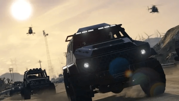 Guía de durabilidad de vehículos en línea de GTA 2