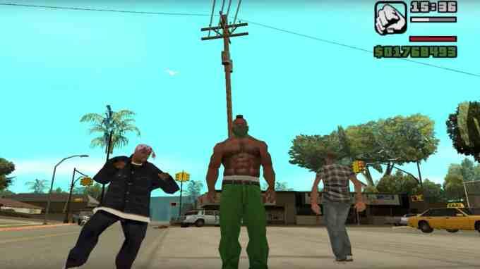 Gta San Andreas Cheats Pc Gamewinners   Gameswalls org