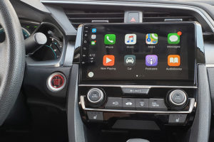 Android Car Stereo For Honda Civic Gta Car Kits