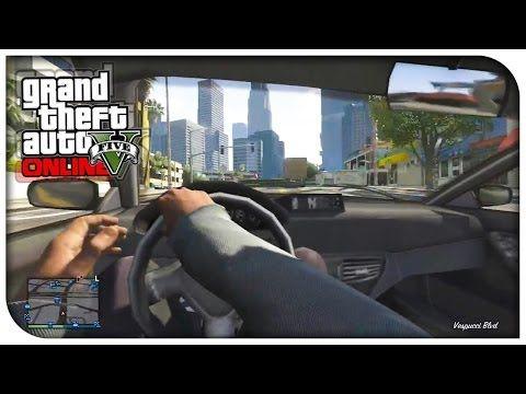GTA 5 GTA V First Person Mod V20 XBOX 360 Mod