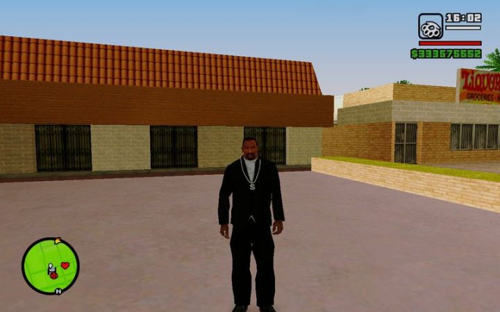 GTA San Andreas Save Game  100 Mod   GTAinside com Save Game  100