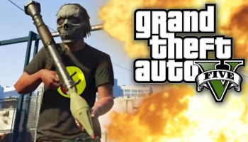 GTA V – Which is the best Drive-by Gun? – GTA Junkies