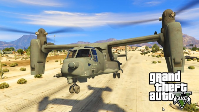 GTA 5 PC Mods - VTOL WARSHIP HELICOPTER MOD!!! GTA 5 Mod Funny Moments  Gameplay!
