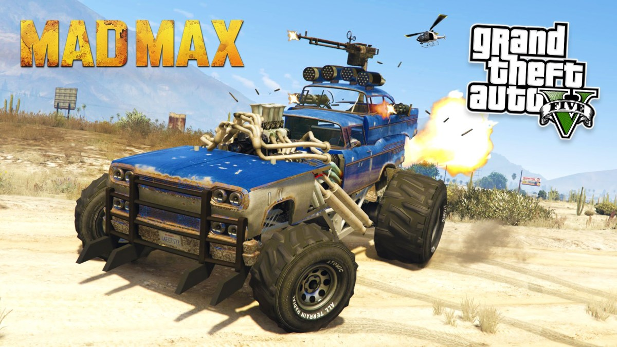 Mad Max PC Game Free Download | Hienzo.com