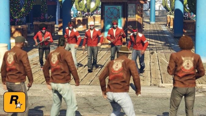 GTA Online Livestream: Player-Created Jobs Inspired by THE WARRIORS