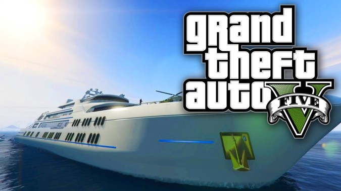 GTA 5 Online - YATCH MONEY MISSION W/ VIP BOSS & BODYGUARDS DLC! (GTA V  Online)