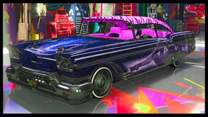 A Few Things You May Not Know About Lowriders 2 DLC