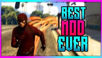"The Flash"" in GTA 5 vs Rocket Launcher! (GTA V) – GTA Junkies"