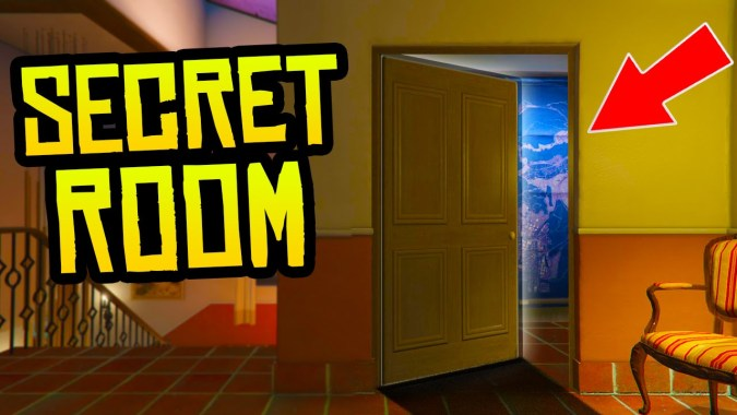 GTA 5 - WHAT'S INSIDE THE SECRET ROOM IN MICHAEL'S HOUSE? (GTA 5 Secrets)