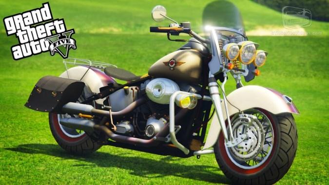 Gta 5 Cars Bikes Mods Lamborghini Centenario Harley Davidson Fat