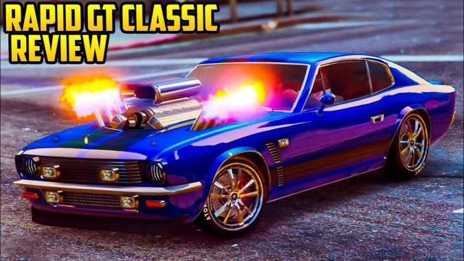 GTA Online NEW DLC Car Review