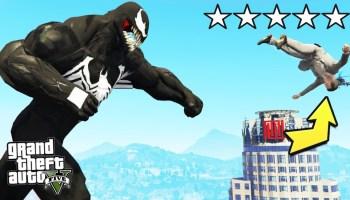 GTA 5 – Thanos Powers with a *REAL LIFE* Graphics Mod!! – GTA Junkies