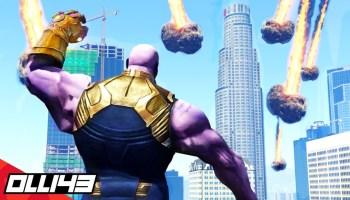 GTA 5 – Finding the Thanos Endgame Sword!! – GTA Junkies