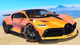 NEW $6,000,000 BUGATTI DIVO! (GTA 5 Mods)