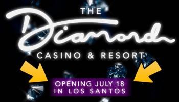 GTA Online Casino DLC Update – HORSE RACE BETTING COMING? Leaked