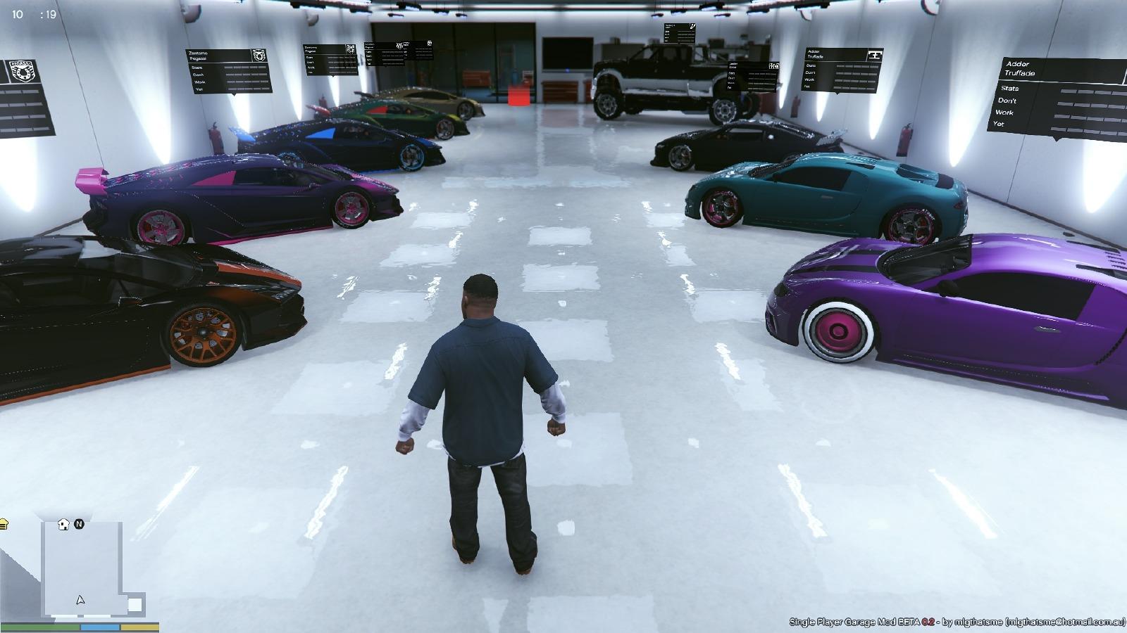 Garage Dans Gta 5