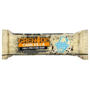 Grenade Carb Killa White Chocolate Cookie.