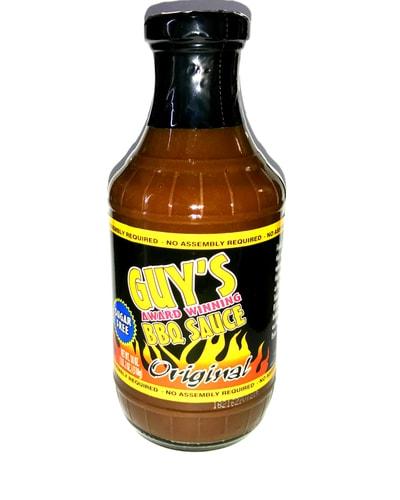 Guy's BBQ Sauce Original 510g