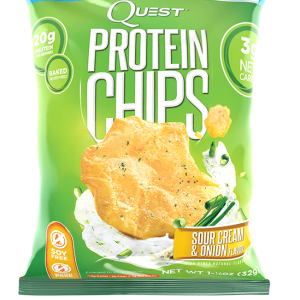 Quest Protein Chips-Sour Cream & Onion