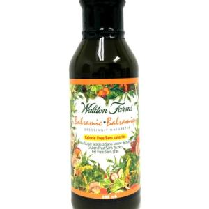 Walden Farms Salad Dressings - Balsamic 355ml. No Calories, fat, Carbs, gluten or sugars