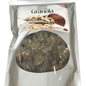 Sensato Sugar Free Nut and Flax Granola Cranberry 9 oz