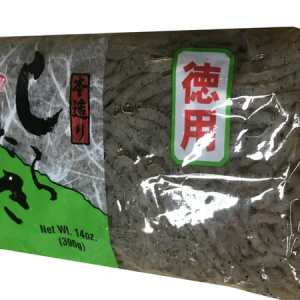 Shirataki Yam Noodle Black 396g. Low Calories & Carb, High Fiber, Low Sodium
