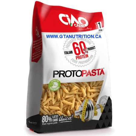 Ciao Carb Pasta Penne 300g. Lower Carb, High Protein, High Fiber