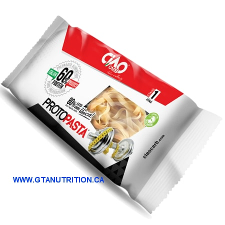 Ciao Carb ProtoPasta Tagliatelle 100g. Lower Carb, High Protein, High Fiber