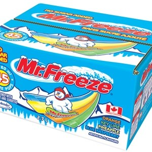 Kisko Mr. Freeze No Sugar Added 45x60ml