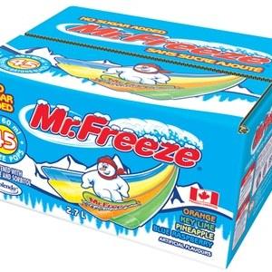 Kisko Mr. Freeze No Sugar Added 45x60ml