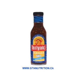 Seal Sama Sugar Free Teriyaki Marinade and Dipping Sauce 354ml.