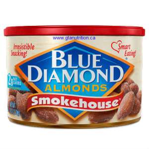 Blue Diamond Almond Smokehouse 170g