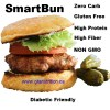 Smart Baking Company SmartBun Sesame 6x70g | Zero Carb, Gluten Free, High Protein, High Fiber, NON GMO, Diabetic Friendly
