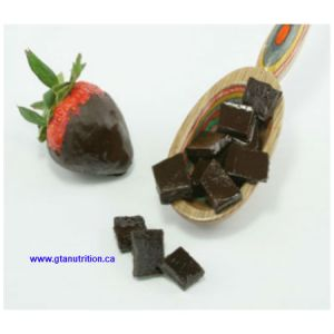 Carb Counters Low Carb Semi Sweet Chocolate Chunkies 8oz. Sugar Free, Low Carb, No Sugar Alcohols or Polydextrose, Diabetic Friendly.