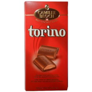 Camille Bloch Swiss Torino Milk Chocolate 100g l No sugar added, sweetened with maltitol, Gluten free, Very low in sodium......