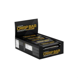 Dedicated Crisp High Protein Bar - Caramel Peanut. Soft creamy inner texture and a surprisingly crunchy outside. 20 grams of protein per bar...