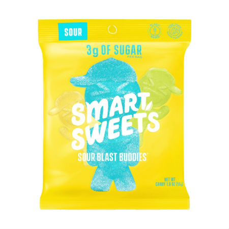At SmartSweets they've innovated the first candy that kicks sugar—naturally