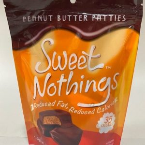 Sweet Nothing Peanut Butter Patties 34g