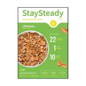 Nutritious living Stay Steady Cereal Original 283g