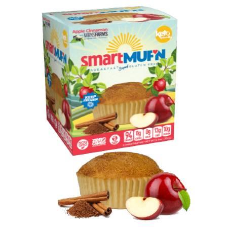 Smart Baking Company Smart Muffin Apple Cinnamon Box 3