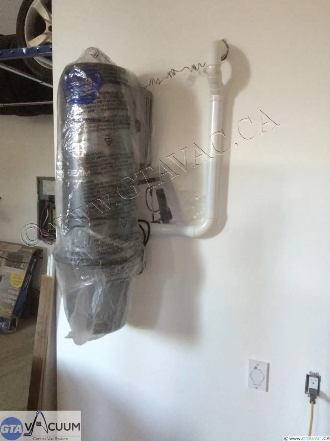 Beam Residential Central Vacuum