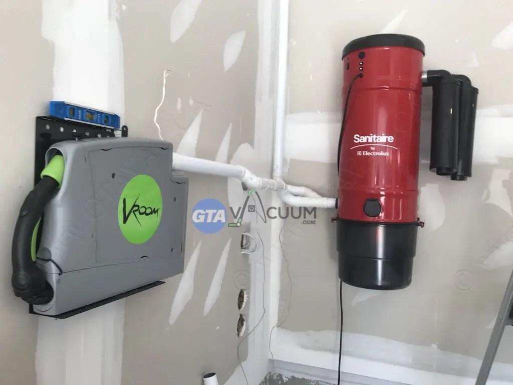 Sanitaire Electrolux Central Vacuum