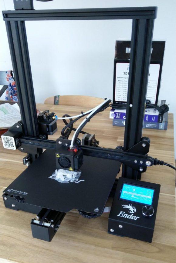 My 3D Printer - Ender 3 Pro