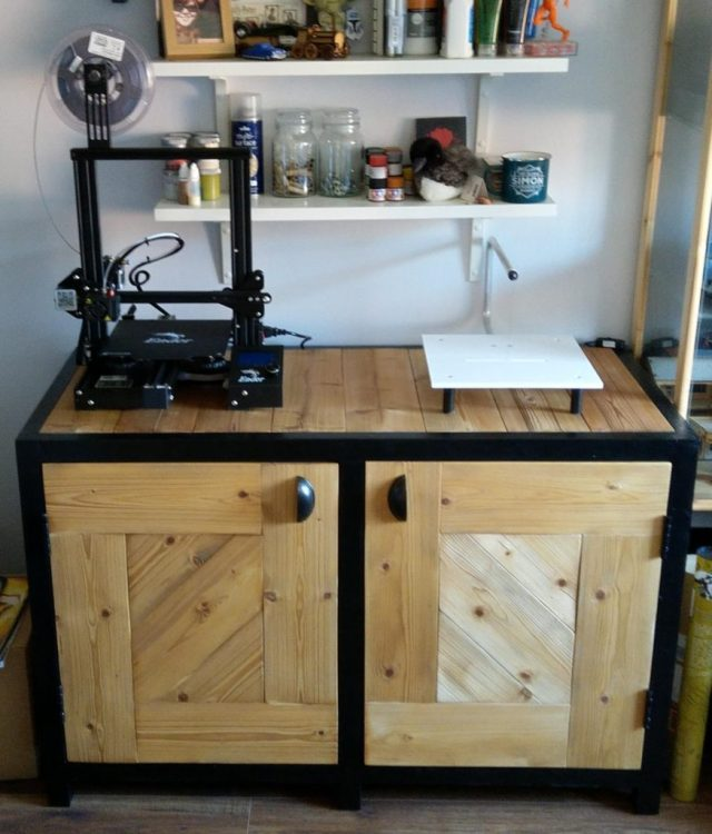 3D Printing uncluttered